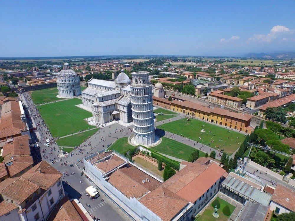villes d'art en italie