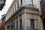 Barbaran Da Porto palace by andrea palladio, in the historical center of vicenza.