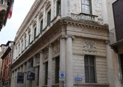 Barbaran Da Porto palace
