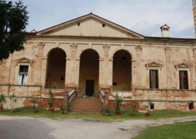 Villa Gazzotti Marcello Curti