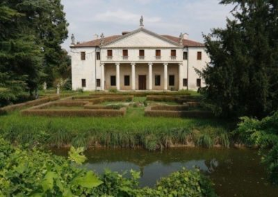 Villa Valmarana Scagnolari Zen