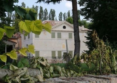 Villa Zeno by Palladio, Sightseeing in Italy, day tour, excursion in Veneto region.