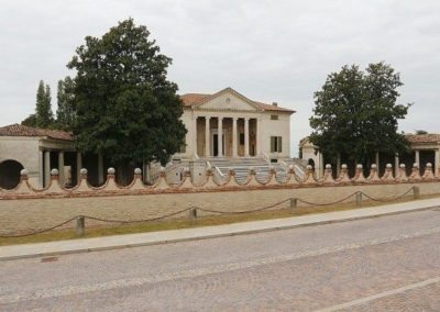 Villa Badoer by Palladio