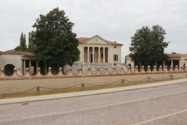 Villa Badoer by Palladio