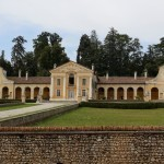 Villa Barbaro Volpi by andrea palladio, with frescoes by paolo veronese, a unesco heritage site