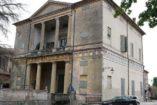 Villa Pisani in Montagnana by andrea palladio, unesco world heritage