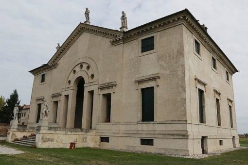 Villa Pojana by andrea palladio, world heritage. Excursion with professional guide