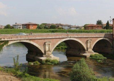 Bridge over the River Tesina