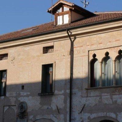 Cittadella palazzo della loggia during cittadella, castelfranco, villa emo day excursion