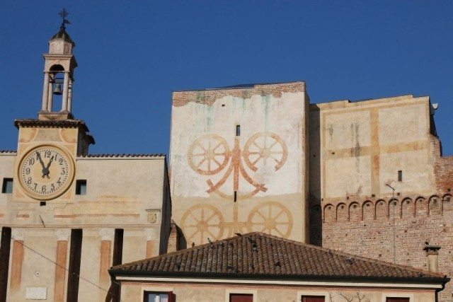Cittadella southern gate