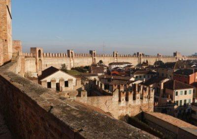 Cittadella medieval walls