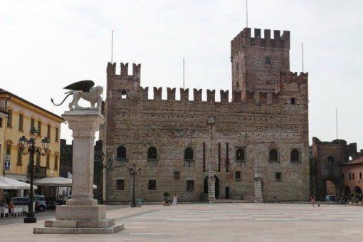 Marostica Chess square