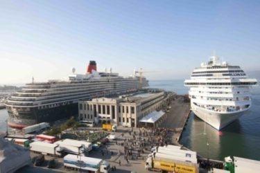 Cruise Terminal Trieste Italy