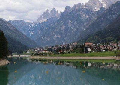 Lac Auronzo di Cadore, Dolomites