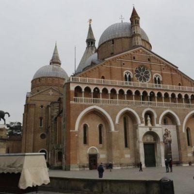 Padua saint Anthony's church