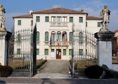 Salzano town hall