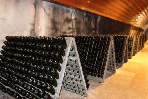 Durello Soave aging cellar