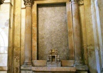 Valmarana chapel Vicenza