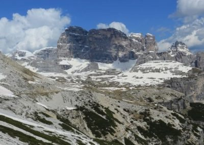 View from 3 picks of Lavaredo