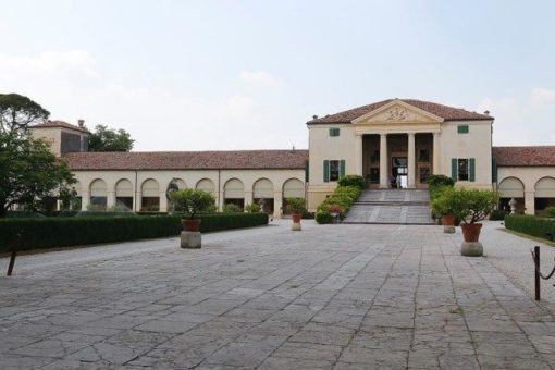 Villa Emo and barchessa