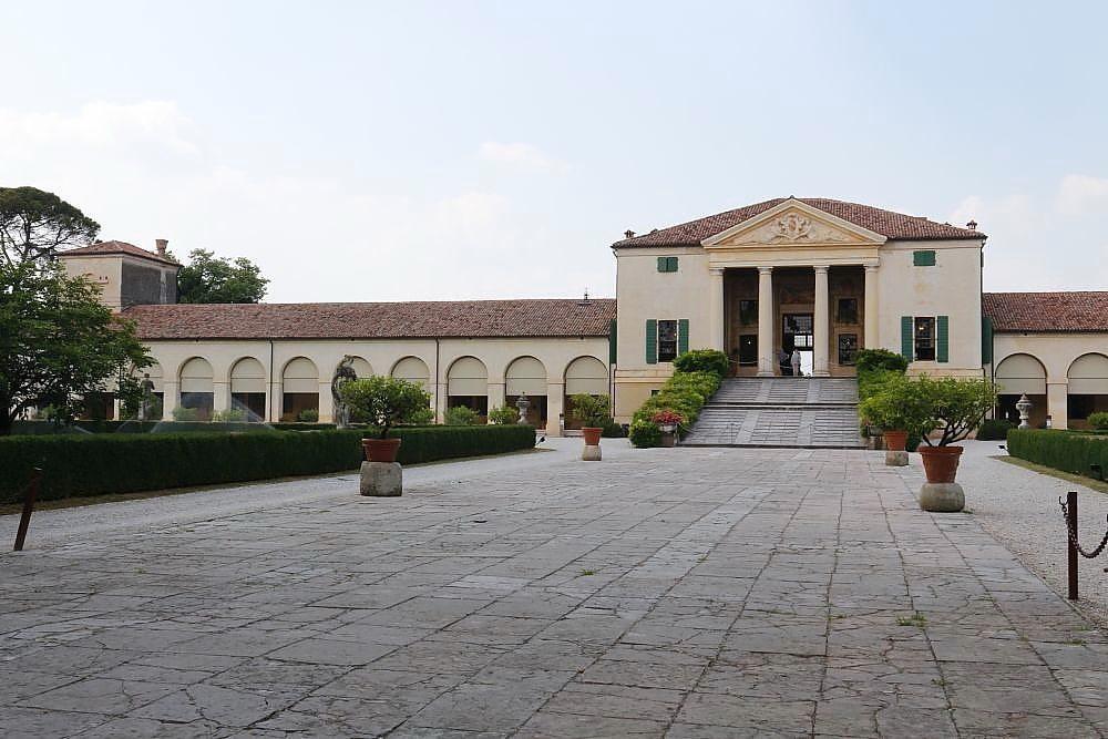 Villa Emo de Palladio près de Castelfranco Veneto