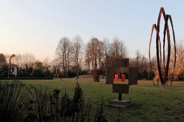 Villa Marignana Benetton park