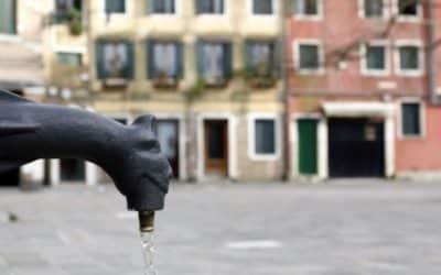 500 ans du Ghetto anniversaire à Venise