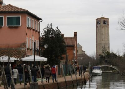 Torcello island, northern lagoon