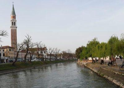 Brenta canal Dolo