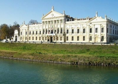 villa pisani veneto region. post palladian villa, padua, venetian villas full day tour with professional driver