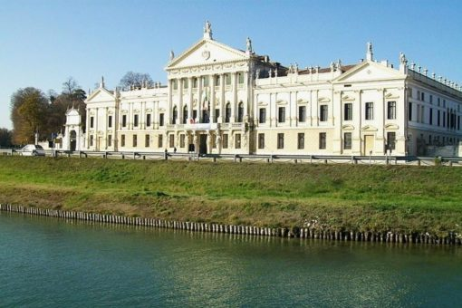 villa pisani veneto region. post palladian villa