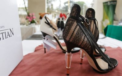 Luxury shoes along Brenta Riviera