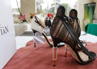 Chaussures de luxe, région de la Vénétie, italie
