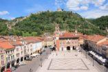 Chess square Marostica