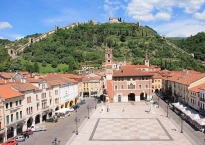 Chess square Marostica