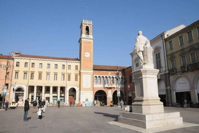 Rovigo province capital Po valley Veneto region day excursion