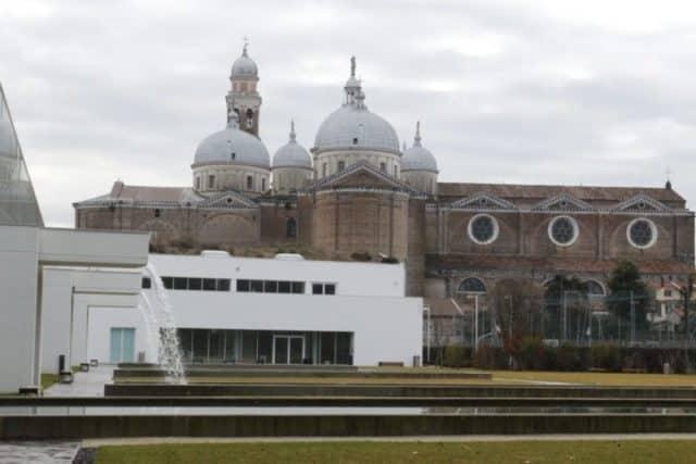 Biodiversity garden Padua UNESCO word heritage site