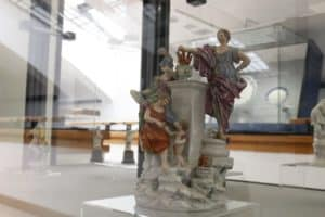 Ceramic Bassano Nove museum day tour, handicraft in Veneto region to visit during an excursion with sightseeing in italy