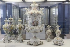 Ceramic museum Nove Bassano del Grappa day tour, to visit with professional driver in the province of Vicenza, Veneto region, sightseeing in Italy