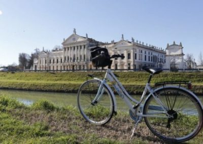 Villa Pisani bicycle excursion