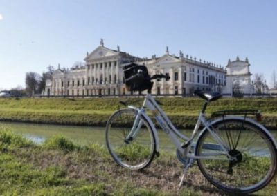 Villa Pisani bicycle excursion