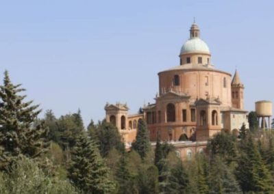 Sanctuary Madonna Saint Luke Bologna
