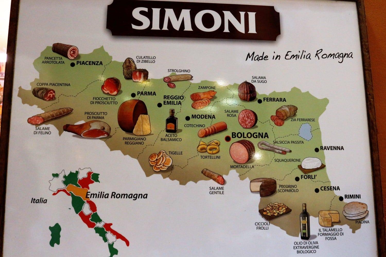 vallée de la gastronomie et des vins en émilie romagne, traditions culinaires en italie