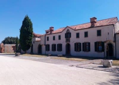 Villa Béatrice d'Este façade principale