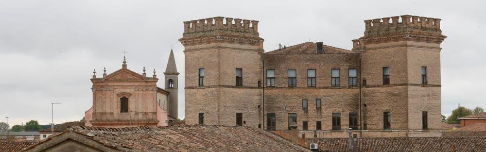 Château Mesola Delizia des ducs Este seigneurs de Ferrare en Émilie Romagne