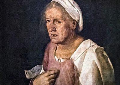 Old Woman, Giorgione, Gallerie dell'Accademia