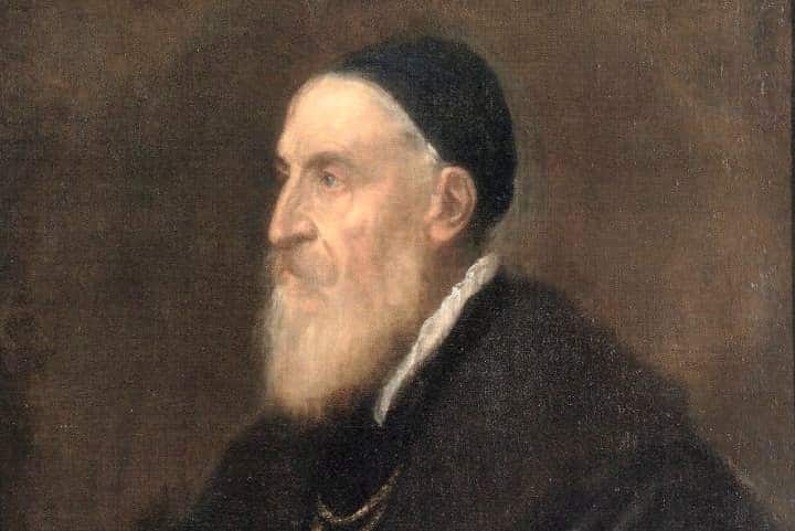 Titian, Renaissance Venetian painter, italian artist, was also a famous portrait painter