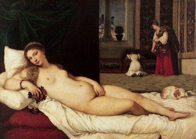 Venus of Urbino, Galleria degli Uffizi Florence