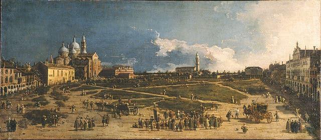 Pra della Valle Padova, Museo Poldi Pezzoli, Milan