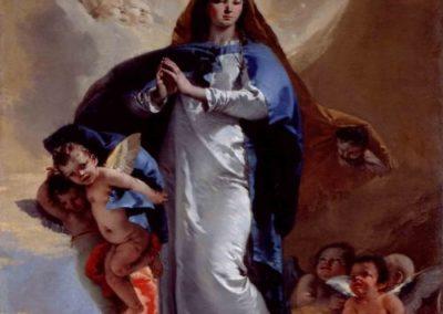 L'Immaculée Conception, Vicence, Galerie d'art civique